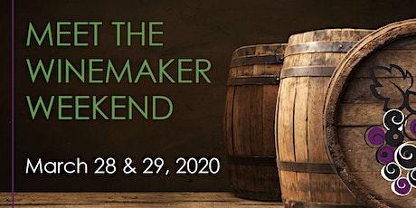 Meet the Winemaker Weekend tickets