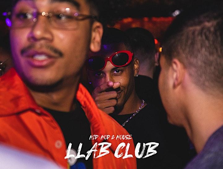 Image pour LLAB CLUB : Djibril CISSÉ aka DJ TCHEBA
