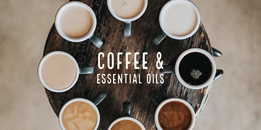 Intro to Essential Oils, at Vendella Coffee Haus in Eagan