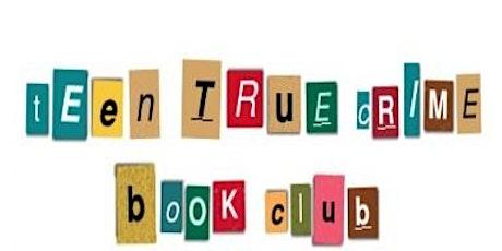Teen True Crime Book Club tickets