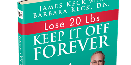 Copy of Lose 20 Lbs KEEP IT OFF FOREVER tickets