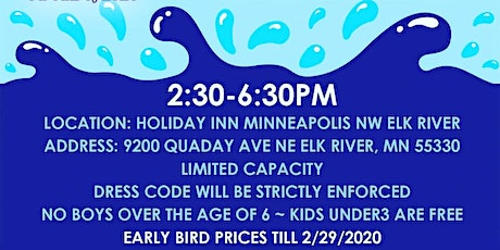 Sisters Spring Splash .Pearl's of Hope Annual sisters waterpark Event! tickets
