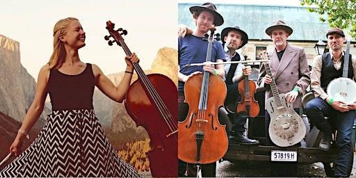 Monique Clare and Narrownecks - Sydney House Concert