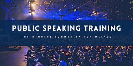 Brisbane Public Speaking Training tickets