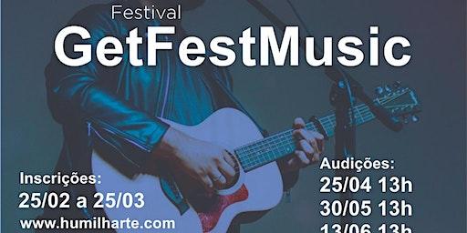 Getsêmani Fest Music 2020 - Projeto HUMILHARTE