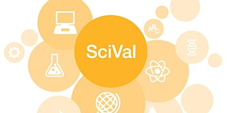 SciVal Training tickets