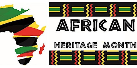 African Heritage Month Restaurant Week CANCELLED tickets