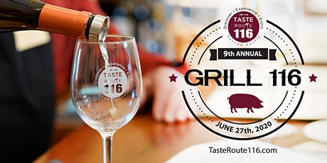 9th Annual Grill 116 tickets