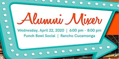 WesternU Alumni Mixer at Punch Bowl Social!