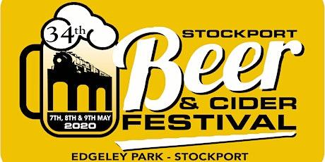 Stockport Beer and Cider Festival 2020 - #SKBCF20 tickets