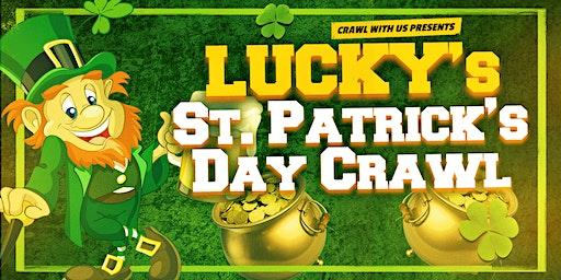 Lucky's St. Patrick's Day Crawl - Scranton