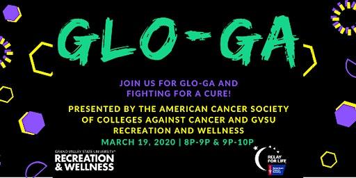RFL Glo-ga with GVSU Recreation & Wellness