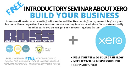 FREE Introductory seminar about XERO