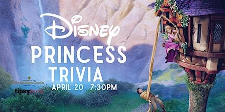 Disney Princess Trivia - April 20, 7:30pm - Fionn MacCool's Guelph tickets