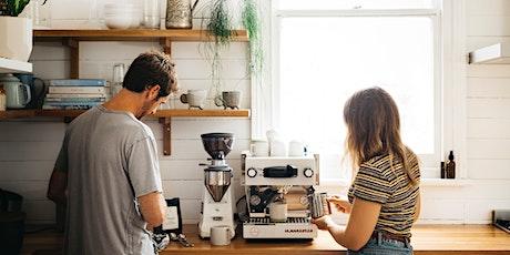 如何在家制作咖啡 tickets