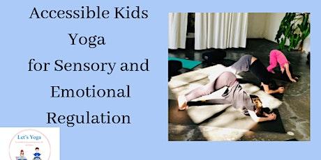 All Ability Kids Yoga  (City Beach ) tickets