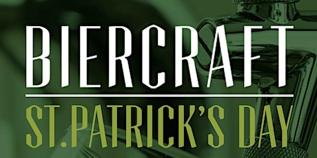 POSTPONED: BierCraft St. Patrick's Day Trip Giveaway! tickets