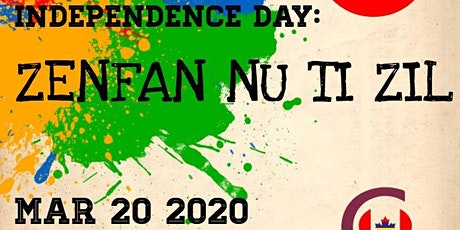 Independence Day: Zenfan Nu Ti Zil tickets