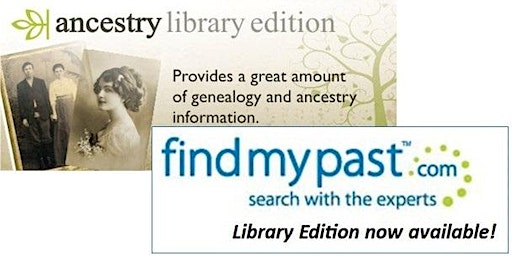 Births, Deaths & Marriages in Ancestry and Find my Past