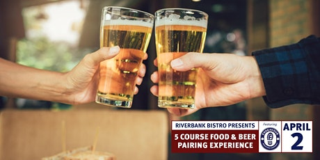 Five Course Food & Beer Pairing Experience tickets