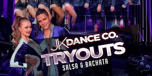 JK Dance Co Teams Tryouts