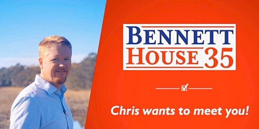 Bennett for House 35 Meet and Greet - Five Forks