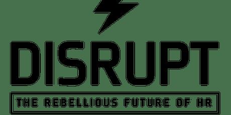 DisruptHR Denver tickets