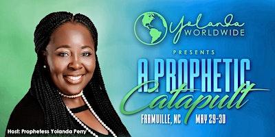 A Prophetic Catapult (Farmville, NC)