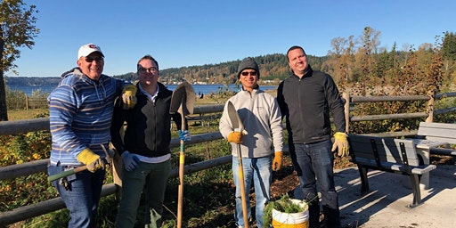 Keep Issaquah Beautiful/Park Clean Up