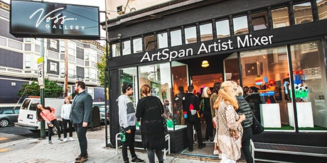 ArtSpan Artist Mixer at Voss Gallery tickets