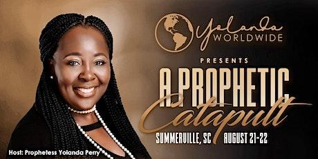 A Prophetic Catapult (Summerville, SC) tickets