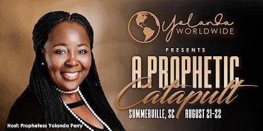 A Prophetic Catapult (Summerville, SC)