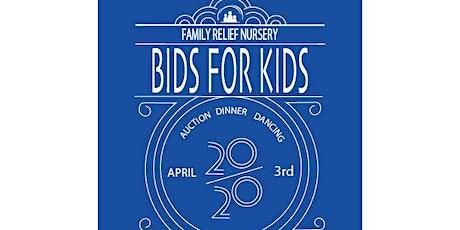 Bids for Kids tickets
