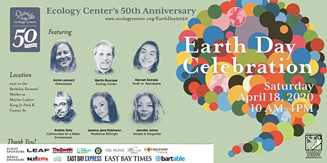 POSTPONED:  50th Anniversary Earth Day Celebration tickets