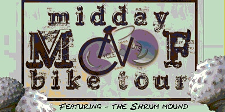 Midday MF Bike Tour in Columbus - See the Shrum Mound! - 15 fun miles tickets