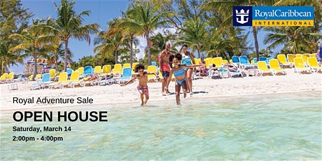 Royal Adventure Sale Cruise Open House tickets
