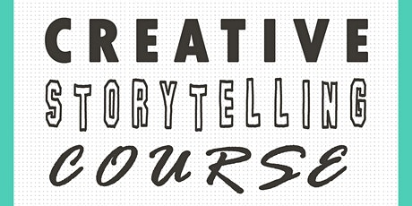 Creative Storytelling for Beginners Course tickets