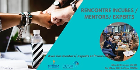 Afterwork rencontre incubés/ mentors/ experts billets