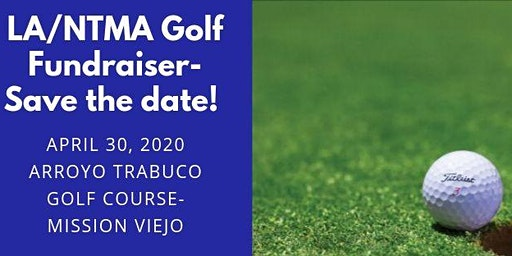LA/NTMA 2020 Annual Golf Fundraiser