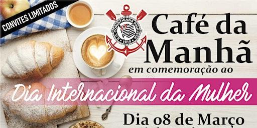 Café da Manhã - Dia das Mulheres