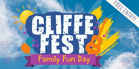 Cliffe Fest Family Fun Day tickets