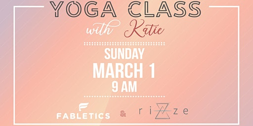 FREE Yoga Class @ Fabletics Fashion Valley Mall