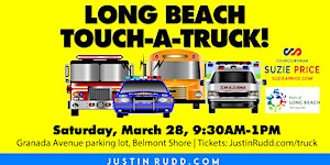 CANCELLED: Long Beach Touch-A-Truck; Sat., March 28 |...