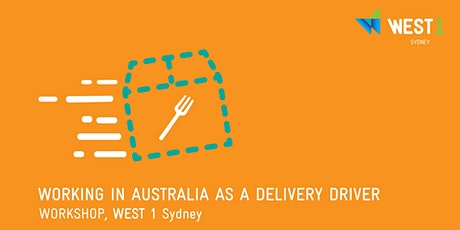 Working in Australia as a Delivery Driver tickets
