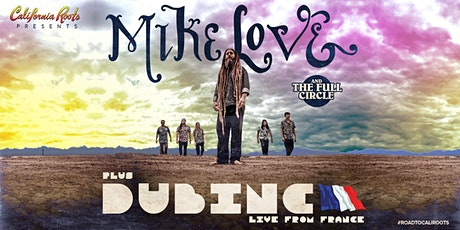 Mike Love at Felton Music Hall (May 20, 2020) tickets
