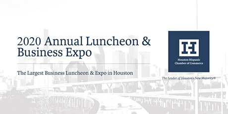 POSTPONED UNTIL FURTHER NOTICE - 2020 Annual Luncheon & Business Expo  tickets