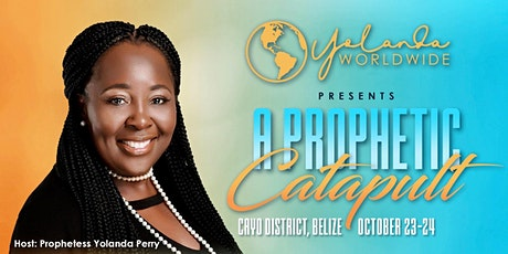 A Prophetic Catapult (Cayo District, Belize) tickets