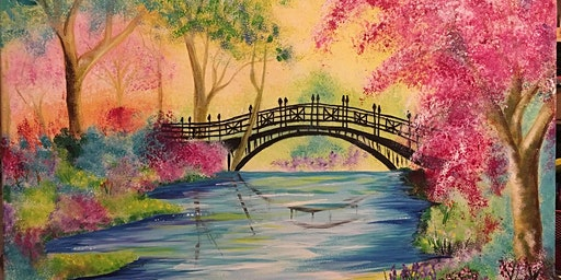 Paint Party -Spring Bidge - Multi Session Party