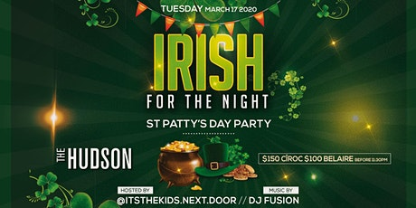 Irish for the Night tickets