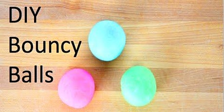STEM: Bouncy Balls tickets